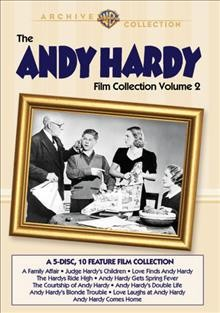 The Andy Hardy film collection. Volume 2 cover image