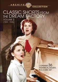Classic shorts from the dream factory. Volume 2 cover image