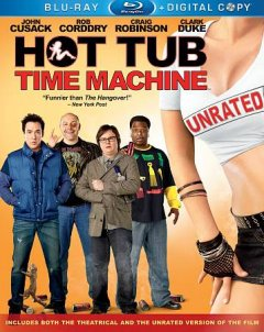 Hot tub time machine cover image