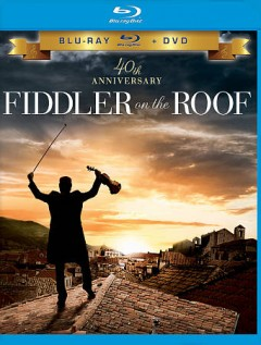 Fiddler on the roof [Blu-ray + DVD combo] cover image