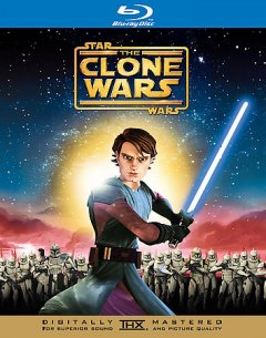 Star wars, the clone wars cover image