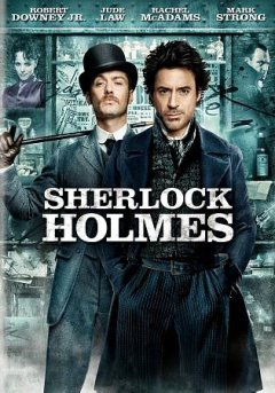 Sherlock Holmes cover image