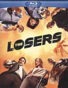 The losers cover image