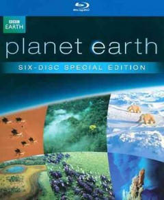 Planet Earth cover image