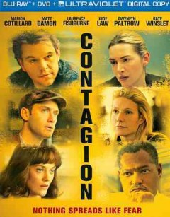 Contagion [Blu-ray + DVD combo] cover image