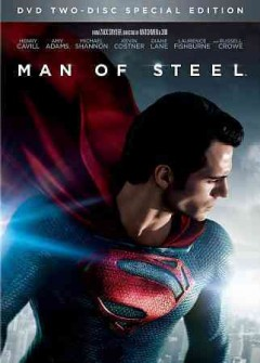 Man of steel cover image