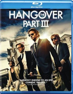 The hangover. Part III [Blu-ray + DVD combo] cover image