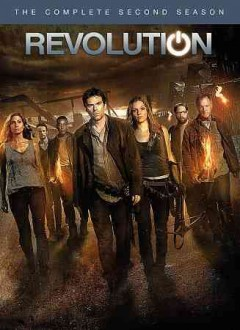Revolution. Season 2, the final season cover image