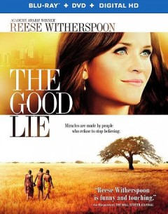 The good lie [Blu-ray + DVD combo] cover image