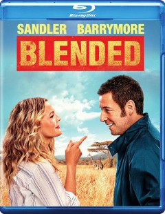 Blended [Blu-ray + DVD combo] cover image