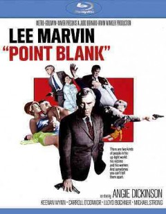 Point blank cover image