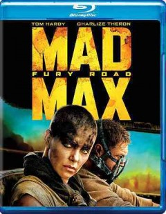 Mad Max. Fury road [Blu-ray + DVD combo] cover image