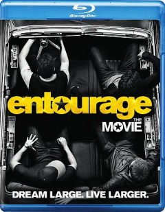 Entourage [Blu-ray + DVD combo] cover image