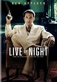 Live by night cover image
