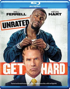 Get hard [Blu-ray + DVD combo] cover image