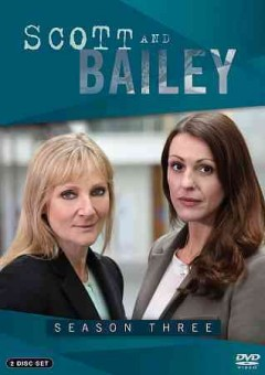 Scott and Bailey. Season 3 cover image