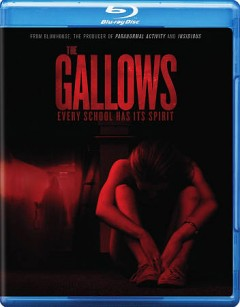 The gallows [Blu-ray + DVD combo] cover image