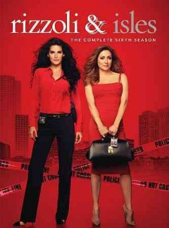 Rizzoli and Isles. Season 6 cover image