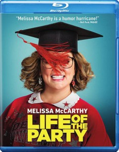 Life of the party [Blu-ray + DVD combo] cover image