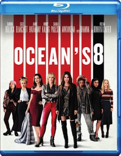 Ocean's eight [Blu-ray + DVD combo] cover image