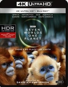 Seven worlds, one planet [Blu-ray + 4K Ultra HD combo] cover image