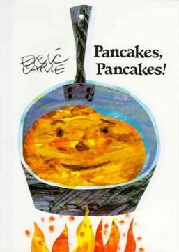 Pancakes, pancakes! cover image