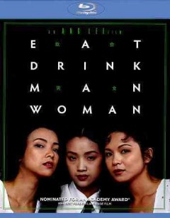 Eat drink man woman cover image