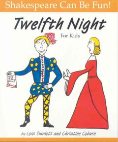 Twelfth night for kids cover image