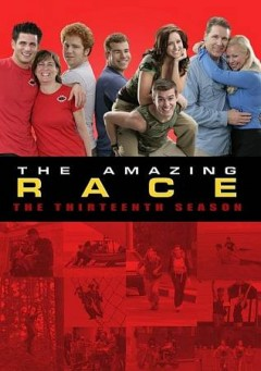 The amazing race. Season 13 cover image