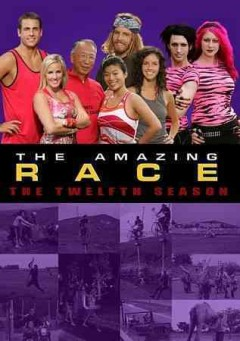 The amazing race. Season 12 cover image