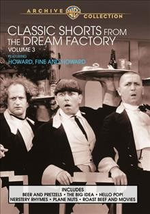 Classic shorts from the dream factory. Volume 3 cover image