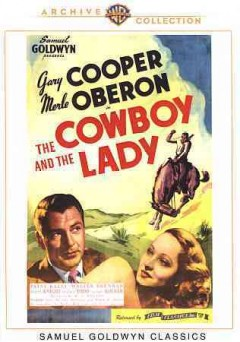 The cowboy and the lady cover image