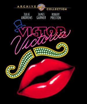Victor/Victoria cover image