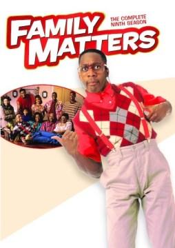 Family matters. Season 9 cover image