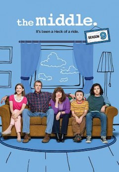 The middle. Season 9 cover image