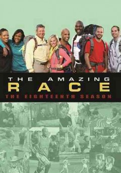 The amazing race. Season 18 cover image
