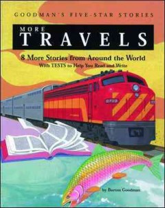 More travels : 8 more stories from around the world cover image