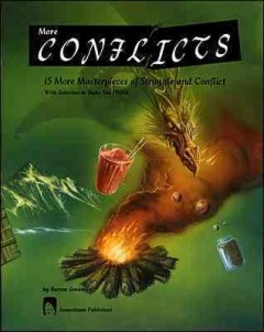 More conflicts : 15 more masterpieces of struggle and conflict : with exercises to make you think cover image