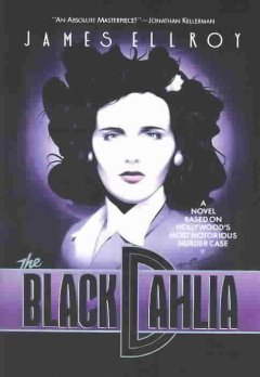 The black dahlia cover image