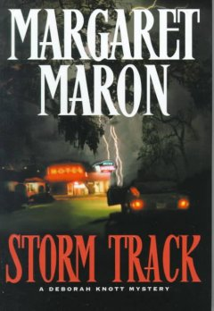 Storm track cover image