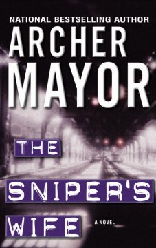 The sniper's wife cover image