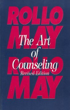 The art of counseling cover image