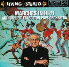Marches in hi-fi cover image