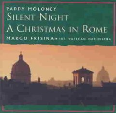 Silent night a Christmas in Rome cover image