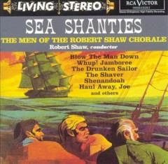 Sea shanties cover image