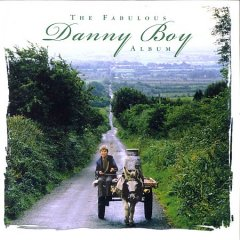 The fabulous Danny boy album cover image
