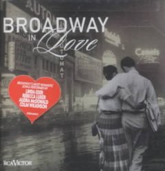 Broadway in love cover image