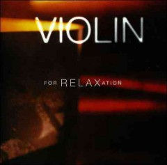 Violin for relaxation cover image