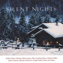 Silent nights cover image