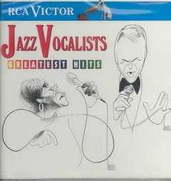 Jazz vocalists greatest hits cover image